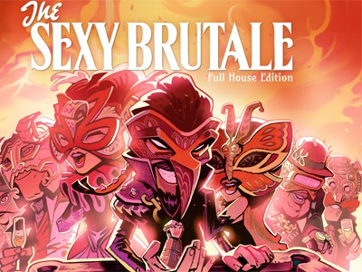 The Sexy Brutale: The Clock is Ticking