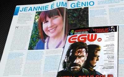 Jeannie Novak on Novy PR, Indiespace & Game Development Essentials (EGW)