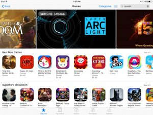 "Featured on the App Store: Editor's Choice + ""Best New Games""!"