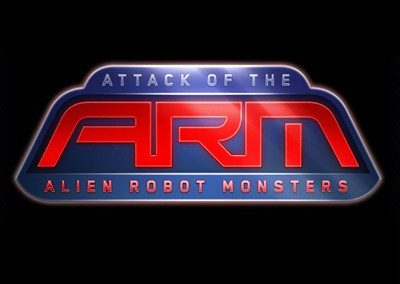 Alien Robot Monsters