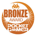 Pocket Gamer Bronze