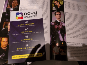 Made it into the SIEGE show guide!
