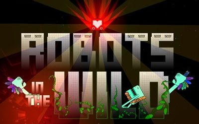 Robots In The Wild: Tower Defense Meets Tetris