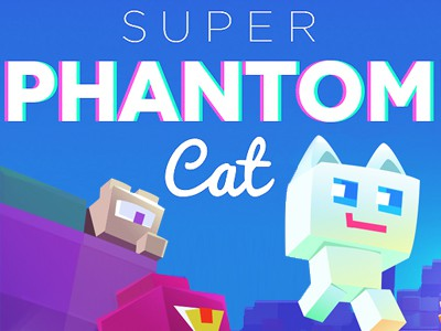 Super Phantom Cat: A Pawesome Adventure