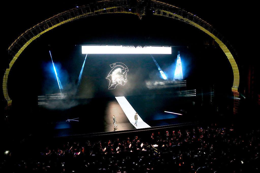 Kojima Reveal at E3 2016