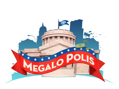 Megalo Polis: The Silly Season