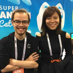 Veewo Games' Jason Yeung & Jun Xu