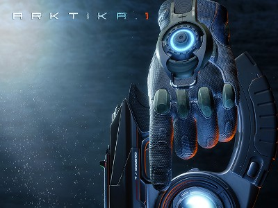 ARKTIKA.1: A Cold Day's Night