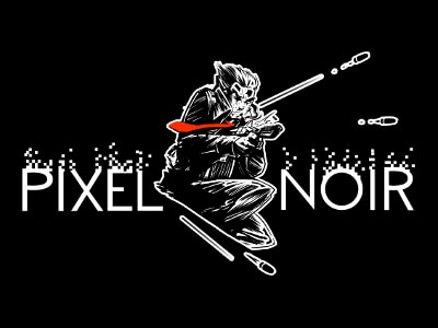 Pixel Noir: Clear Your Name