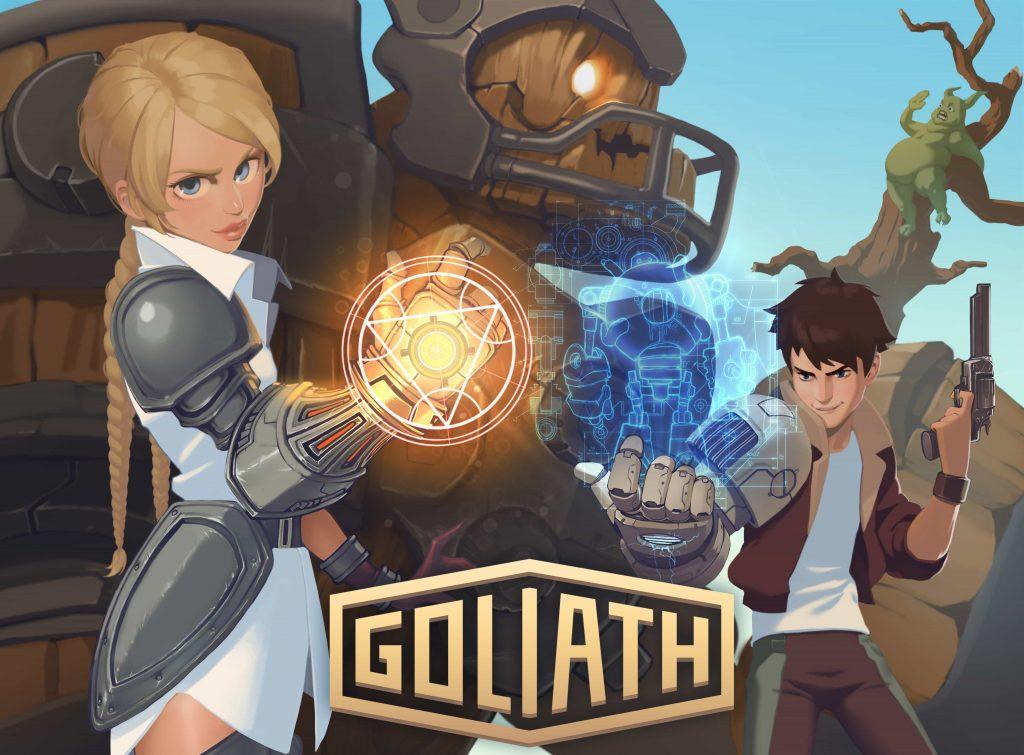 goliath promo