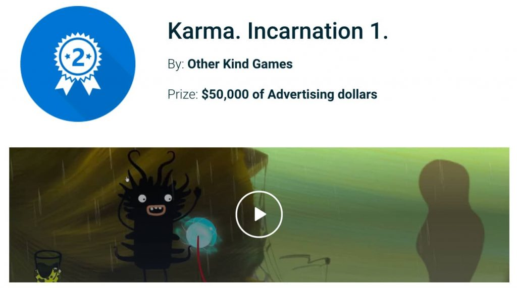 KarmaChallenge - 2nd Place