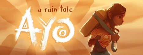 Ayo: A Rain Tale (logo)