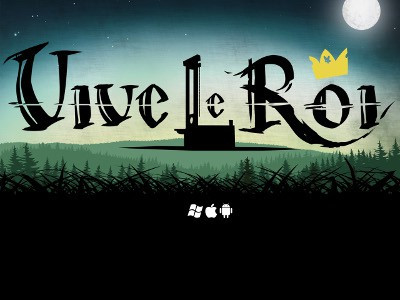 Vive le Roi: Save the King!