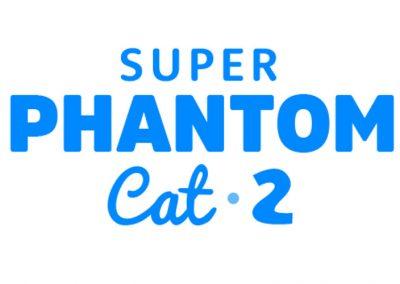 SuperPhantomCat2Logo