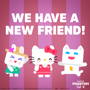 Super Phantom Cat 2: Two Kitties for the Price of Fun