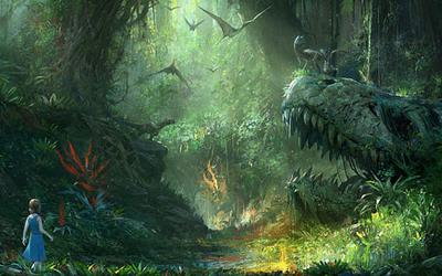 ARK Park: Walk Among Dinosaurs