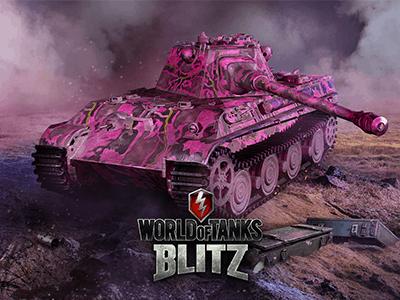 World of Tanks Blitz: Think Pink!
