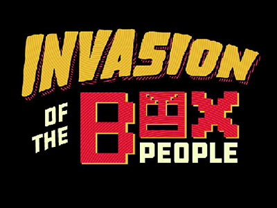 Press Kit – Invasion of the Box People