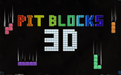 Pit Blocks 3D: New Dimensions in Puzzling