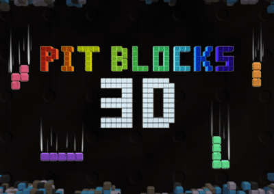 Pit Blocks 3D