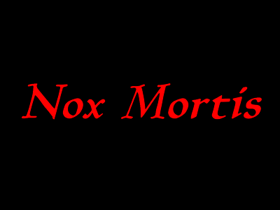 Press Kit – Nox Mortis