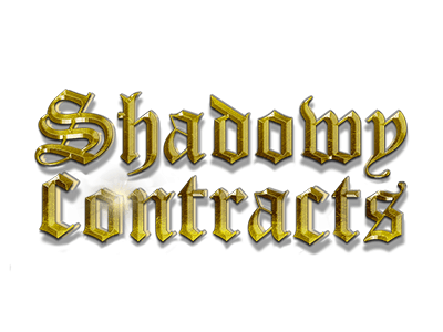 Press Kit – Shadowy Contracts