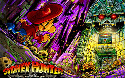 Sydney Hunter and the Curse of the Mayan: Spooky Sale!