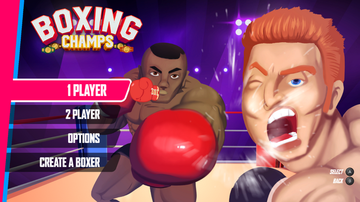 Boxing Champs: One-Two Punch!