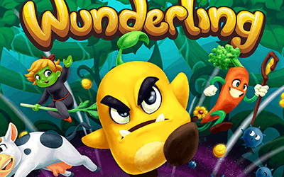 Wunderling on Switch & Steam