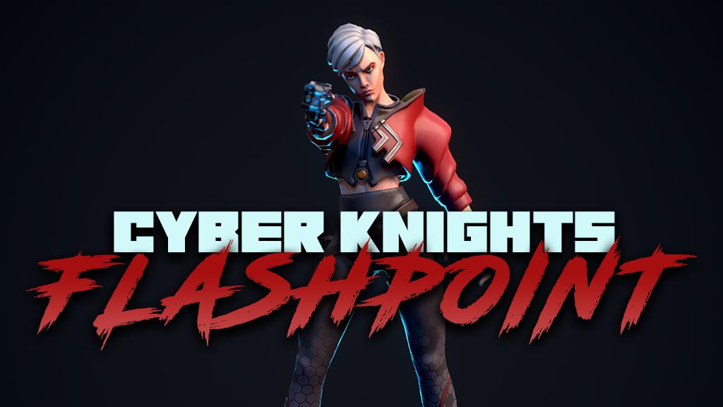 Cyber Knights: Flashpoint – Kickstarter Goal Exceeded!