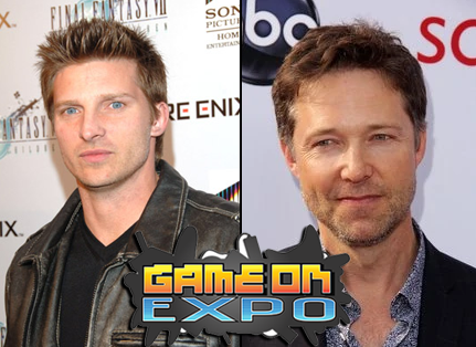 Game On Expo: Special Guests Steve Burton & George Newbern