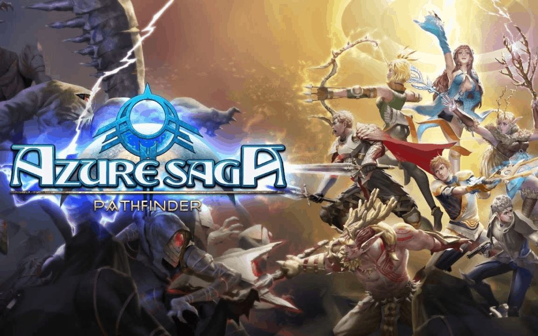 Azure Saga: Pathfinder – 2.5D JRPG finally out on iOS!