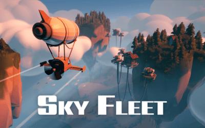 Sky Fleet: Steam Playtest is now live!