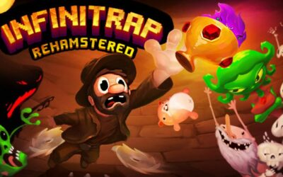 Infinitrap: Rehamstered – Hardcore Top-Down Platformer Launching Today on Xbox
