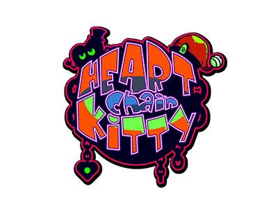 Heart Chain Kitty