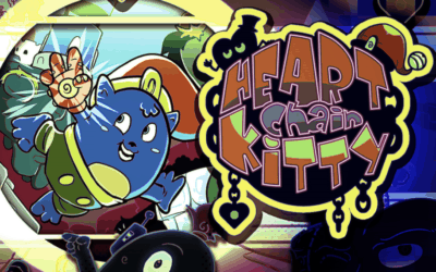 Heart Chain Kitty – 3D Platformer Debuts on the Nintendo Switch